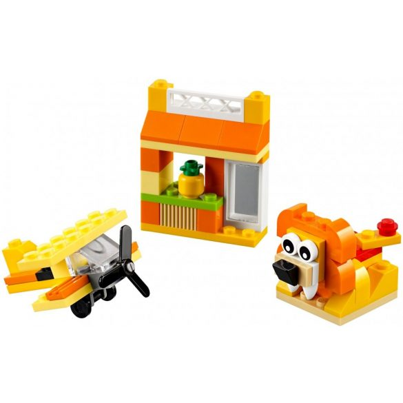 Lego 10709 Classic Orange Creative Box