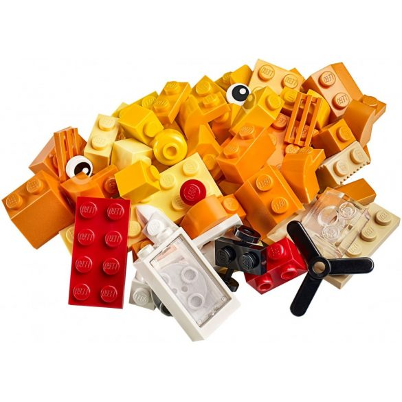 Lego 10709 Classic Orange Creative Box