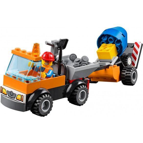 LEGO 10750 Juniors Közúti szerelőkocsi