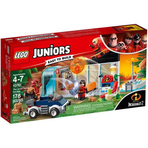 LEGO 10761 Juniors A nagy szökés