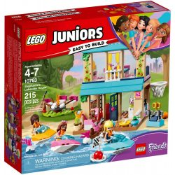 Lego 10763 Juniors Stephanie's Lakeside House