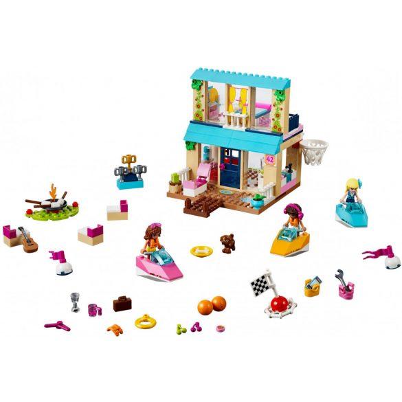 LEGO 10763 Juniors Stephanie tóparti háza