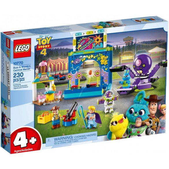 LEGO 10770 Toy Story 4 Buzz & Woody's Carnival Mania!