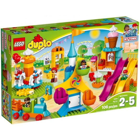 LEGO 10840 DUPLO Big Fair