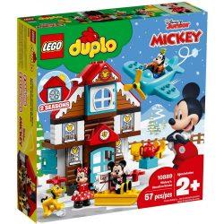 LEGO 10889 DUPLO Mickey's Vacation House