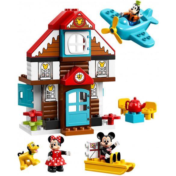 LEGO 10889 DUPLO Mickey hétvégi háza