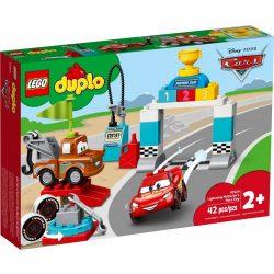 LEGO 10924 DUPLO Lightning McQueen's Race Day