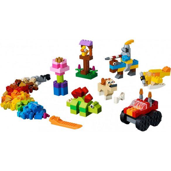 Lego 11002 Classic Kocka alapkészlet