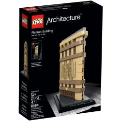 Lego 21023 Architecture Flatiron Building, New York