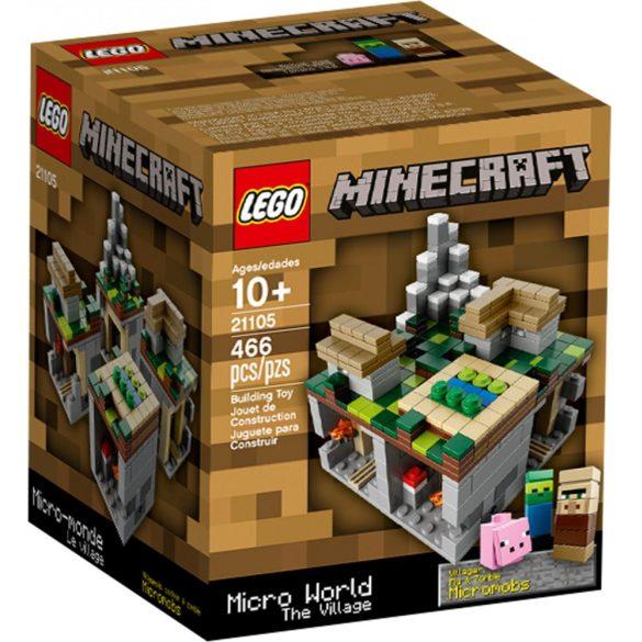 Lego 21105 Minecraft Micro World - A falu