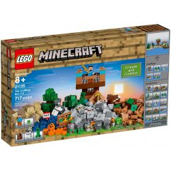 LEGO 21135 Minecraft Crafting láda 2.0
