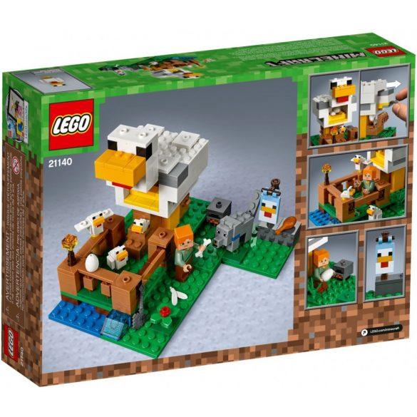 LEGO 21140 Minecraft Csirkeudvar