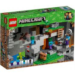 Lego 21141 Minecraft The Zombie Cave