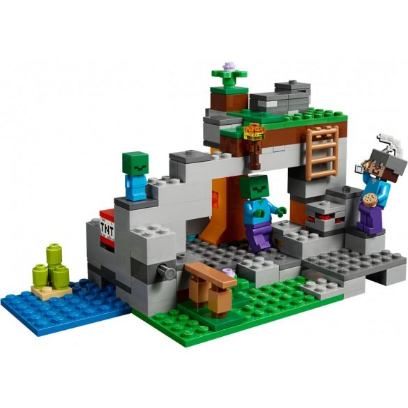 LEGO 21141 Minecraft Zombibarlang