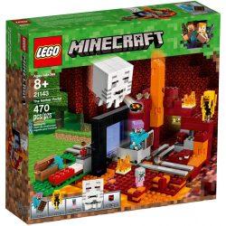 LEGO 21143 Minecraft Az Alvilág kapu