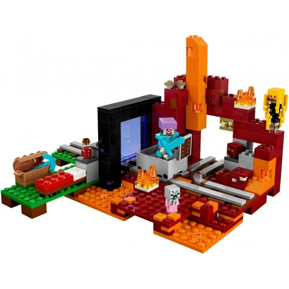 Lego 21143 Minecraft The Nether Portal