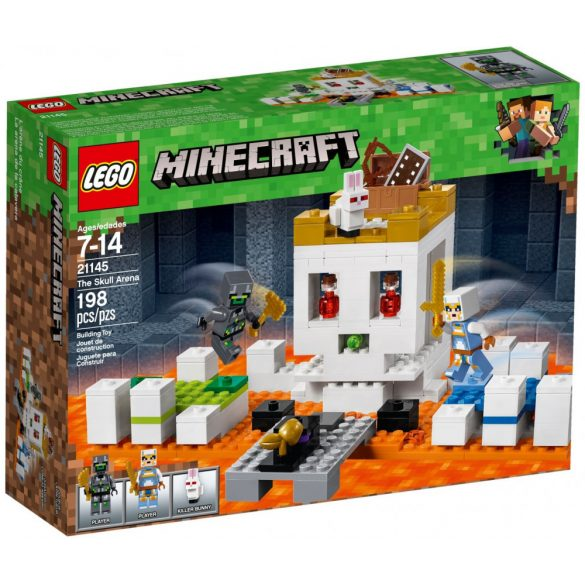 Lego 21145 Minecraft The Skull Arena