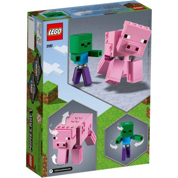 LEGO 21157 Minecraft BigFig malac Zombibabával