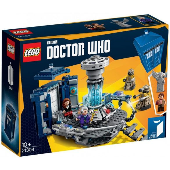 Lego 21304 Ideas Doctor Hho