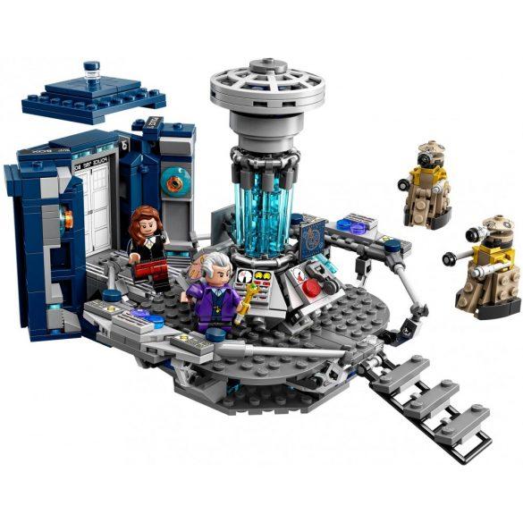 21304 Lego® Ideas Doctor Who