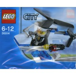 LEGO 30014 City Police Helicopter