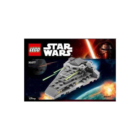 LEGO 30277 Star Wars Első rendi csillagromboló