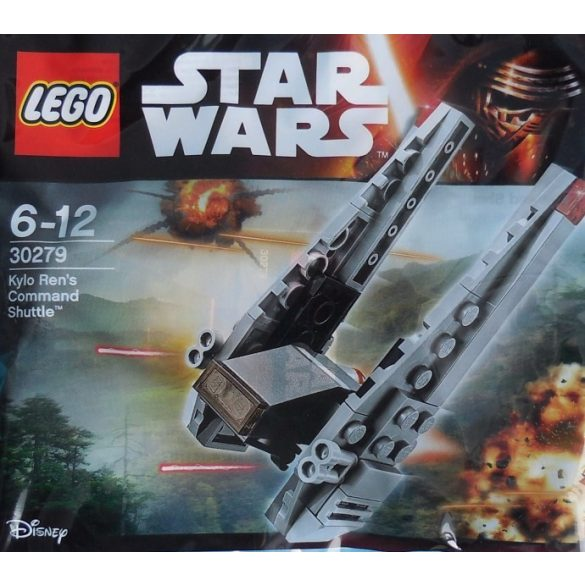 LEGO 30279 Star Wars Kylo Ren parancsnoki sikló