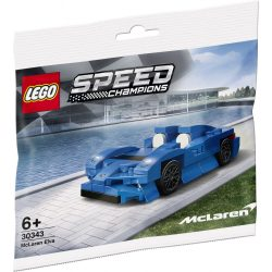 LEGO 30343 Speed Champions McLaren Elva