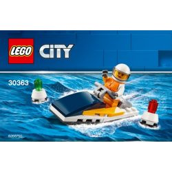 LEGO 30363 City Race Boat