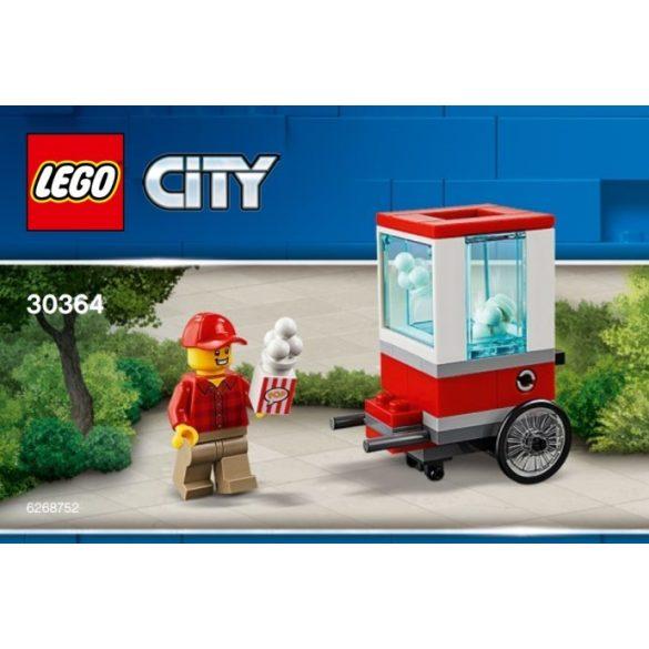Lego 30364 City Pattogatott kukoricás kocsi