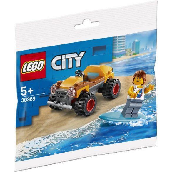 LEGO 30369 City Tengerparti homokfutó