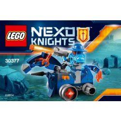 30377 Lego® Nexo Knights Motoros ló