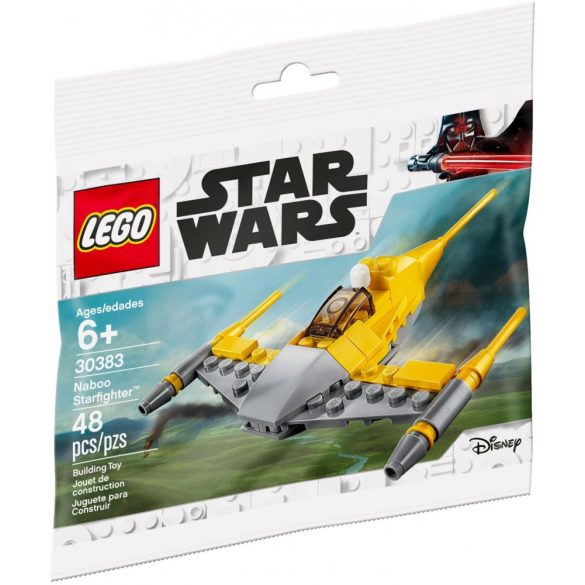 Lego 30383 Star Wars Naboo csillagvadász