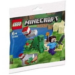 Lego 30393 Minecraft Steve and Creeper Set polybag