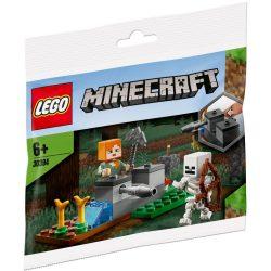LEGO 30394 Minecraft Csontváz elleni védekezés