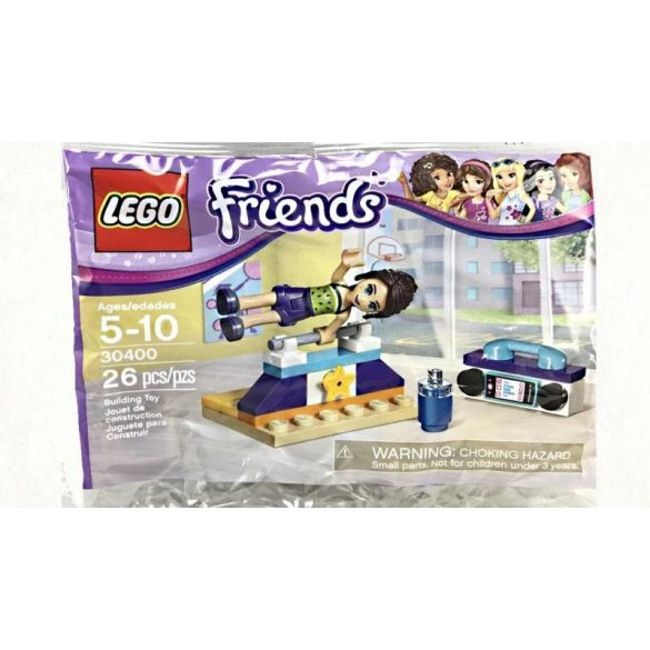 Lego 30400 Friends Gymnastic Bar polybag