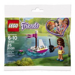 LEGO 30403 Friends Olivia's Remote Control Boat