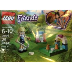 LEGO 30405 Friends Stephanie's Hockey Practice polybag
