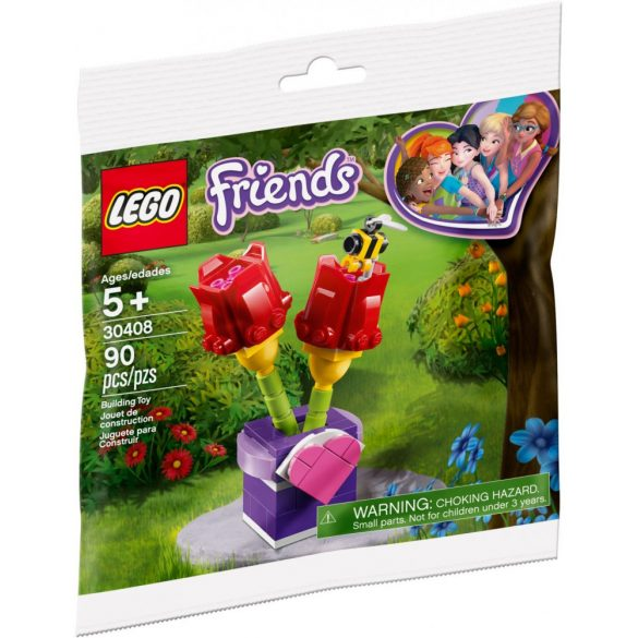 LEGO 30408 Friends Tulipánok