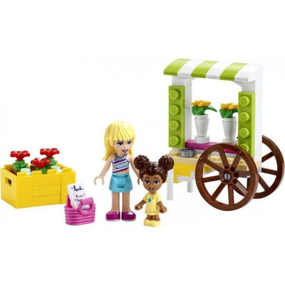 LEGO 30413 Friends Virágos kocsi