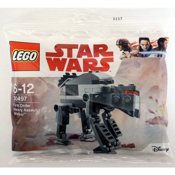 LEGO 30497 Star Wars First Order Heavy Assault Walker