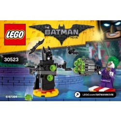 LEGO 30523 Joker harci kiképzése