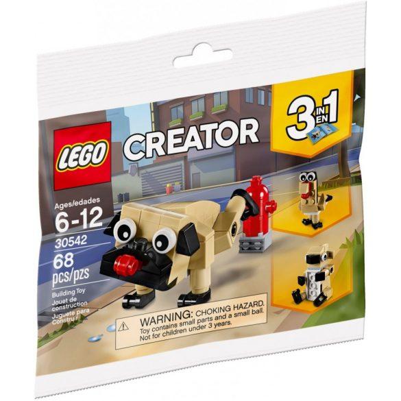 30542 Lego® Creator Aranyos mopszli