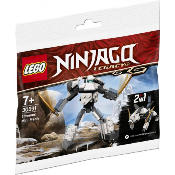LEGO 30591 Ninjago Mini-Titan-Mech
