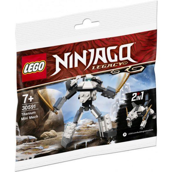 LEGO 30591 Ninjago Titanium Mini Mech