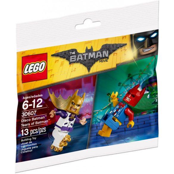 LEGO 30607 Disco Batman és Cirkusz Batman