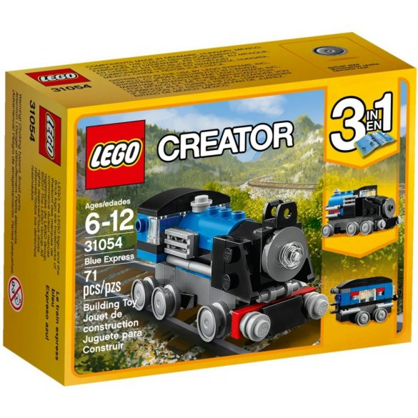 LEGO 31054 Creator Kék expresszvonat