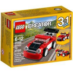 31055 Lego® Creator Vörös versenyautó