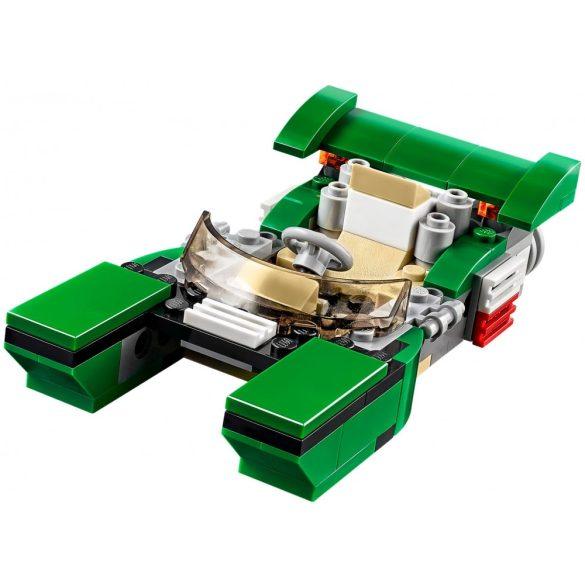 Lego 31056 Creator Zöld cirkáló