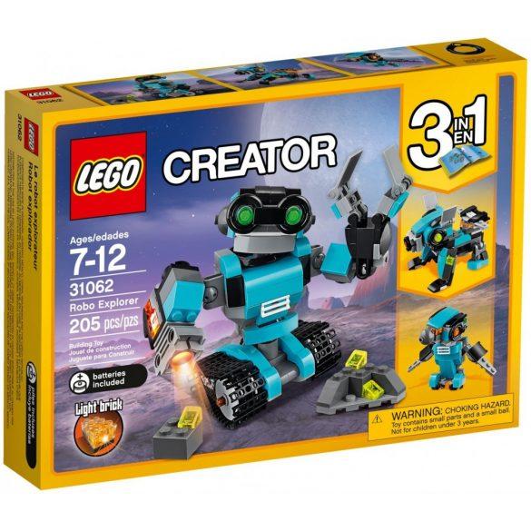 LEGO 31062 Creator Robot felfedező